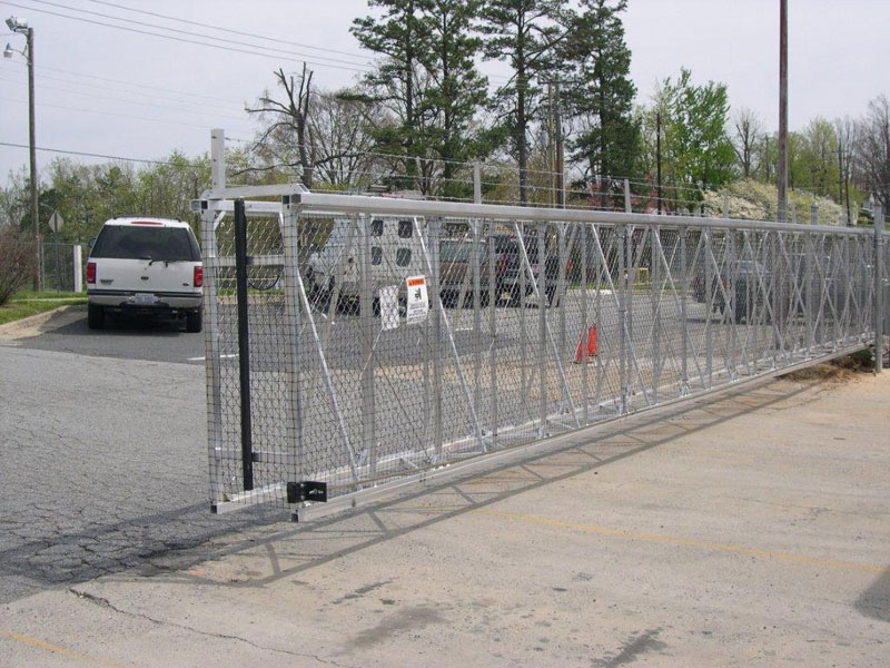 Commercial Fence Installation Winston Salem Clemmons Nc