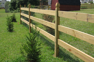 Wood Fencing Summerfield Clemmons Nc Piedmont Fence